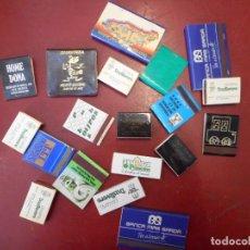 Boîtes d'Allumettes: LOTE CAJAS DE CERILLAS.. Lote 224179798