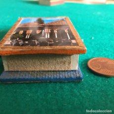 Cajas de Cerillas: CAJA DE CERILLAS DOBLE CON FOTOGRAFÍAS DE LA ALHAMBRA AÑOS 70. Lote 225603960