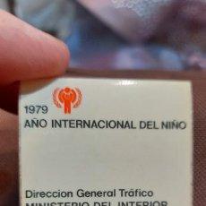 Cajas de Cerillas: CAJITA DE CERILLAS 1979 AÑO INTERNACIONAL DEL NIÑO. Lote 231764630