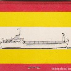 Cajas de Cerillas: CERILLAS CONTENEDORES MACPAK FOR SPAIN. Lote 233594260