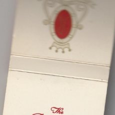 Cajas de Cerillas: CERILLAS HOTELROOSEVELT COMPLETA. Lote 233807725