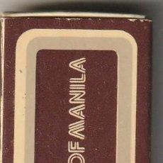 Cajas de Cerillas: CAJITA CERILLAS HOTEL THE REGENT OF MANILA. Lote 233809175