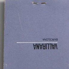 Cajas de Cerillas: CERILLAS RESTAURANTE HOSTAL DEL XIPRERET VALLIRANA (BARCELONA) COMPLETA. Lote 233814790