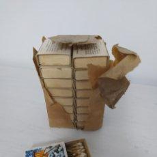 Boîtes d'Allumettes: CAJAS DE FÓSFOROS/CERILLAS. FOSFORERA ESPAÑOLA. Lote 235819080