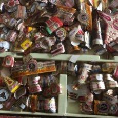 Cajas de Cerillas: GRAN LOTE 3 CAJAS CON ETIQUETAS DE PUROS GRANDES VARIEDAD Y CANTIDAD. Lote 237125950