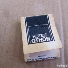 Cajas de Cerillas: HOTEIS OTHON. Lote 238500950