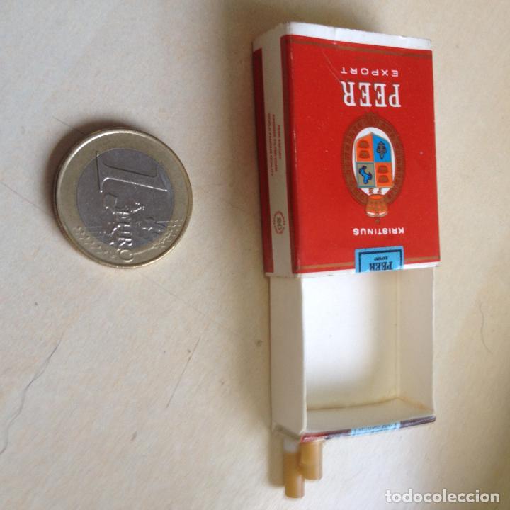 Cajas de Cerillas: PEQUEÑA CAJA DE CERILLAS EN PAPEL - VER FOTOS - Foto 2 - 239772335