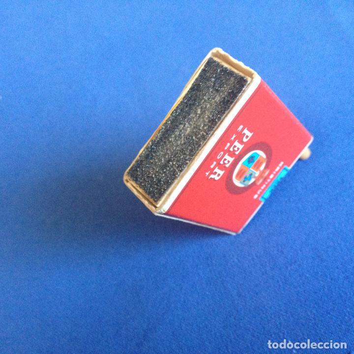 Cajas de Cerillas: PEQUEÑA CAJA DE CERILLAS EN PAPEL - VER FOTOS - Foto 3 - 239772335