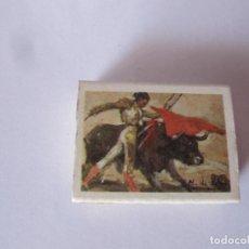 Cajas de Cerillas: CAJA DE CERILLAS - PASE DE PECHO 12. Lote 239874490