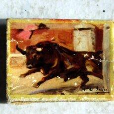Cajas de Cerillas: TEMA TAURINI - 45 X 18 1 MM. Lote 243959805