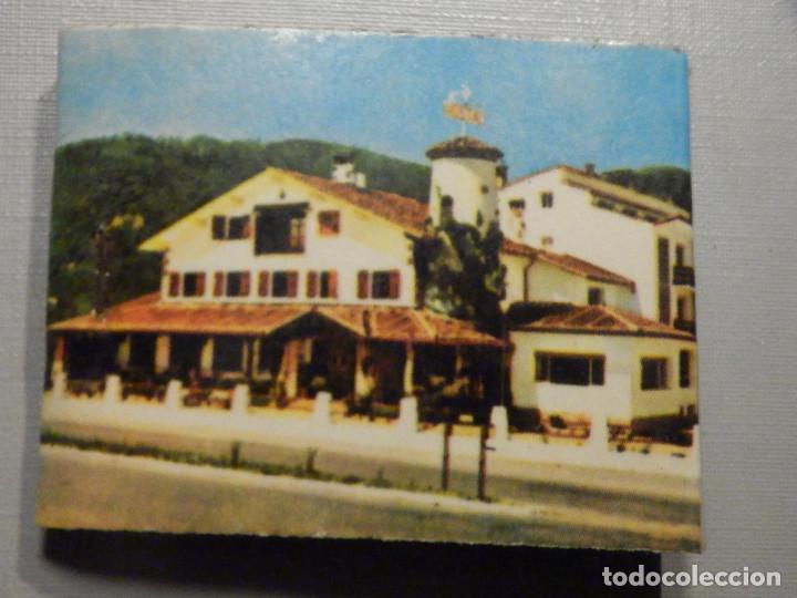 Cajas de Cerillas: Carterita cerillas - 20 fósforos - Hotel Castillo - Olaberria - Beasain - Completa - Foto 2 - 245385255
