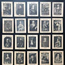 Cajas de Cerillas: FOTOTIPIAS SERIE A MUSEO NACIONAL. Lote 246270690