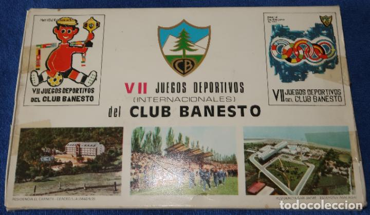 CLUB BANESTO - FOSFORERA ESPAÑOLA (Coleccionismo - Objetos para Fumar - Cajas de Cerillas)