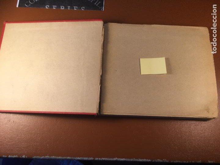 Cajas de Cerillas: COLECCION ICONOFILA. SERIE 1ª A 20ª COMPLETA. CERILLAS FOTOTIPIAS .FOTOS TODAS LAS PAG. - Foto 3 - 246869150