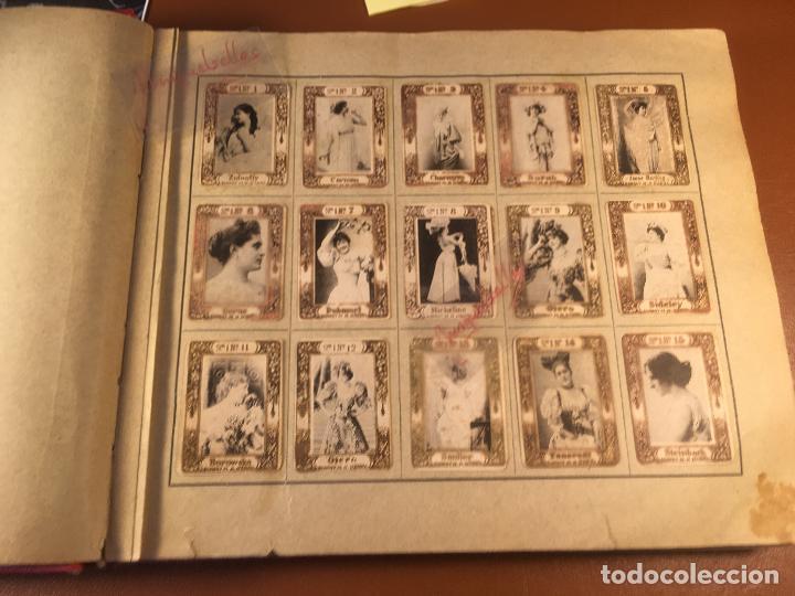 Cajas de Cerillas: COLECCION ICONOFILA. SERIE 1ª A 20ª COMPLETA. CERILLAS FOTOTIPIAS .FOTOS TODAS LAS PAG. - Foto 5 - 246869150