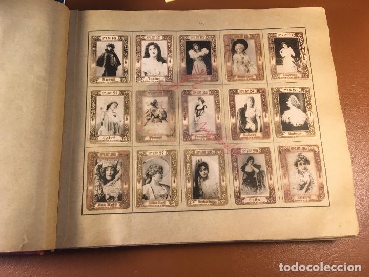 Cajas de Cerillas: COLECCION ICONOFILA. SERIE 1ª A 20ª COMPLETA. CERILLAS FOTOTIPIAS .FOTOS TODAS LAS PAG. - Foto 6 - 246869150