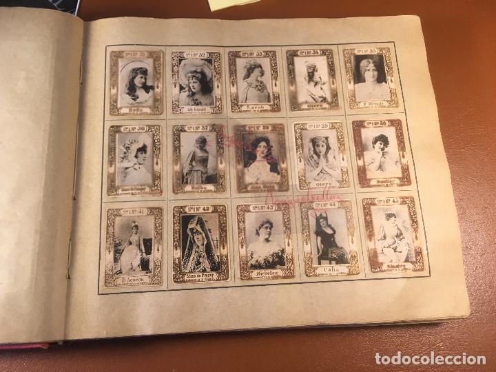 Cajas de Cerillas: COLECCION ICONOFILA. SERIE 1ª A 20ª COMPLETA. CERILLAS FOTOTIPIAS .FOTOS TODAS LAS PAG. - Foto 7 - 246869150