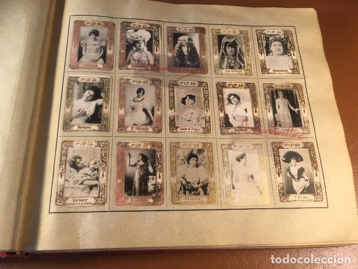 Cajas de Cerillas: COLECCION ICONOFILA. SERIE 1ª A 20ª COMPLETA. CERILLAS FOTOTIPIAS .FOTOS TODAS LAS PAG. - Foto 8 - 246869150