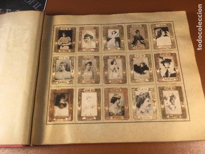 Cajas de Cerillas: COLECCION ICONOFILA. SERIE 1ª A 20ª COMPLETA. CERILLAS FOTOTIPIAS .FOTOS TODAS LAS PAG. - Foto 9 - 246869150