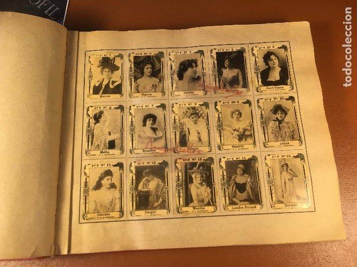 Cajas de Cerillas: COLECCION ICONOFILA. SERIE 1ª A 20ª COMPLETA. CERILLAS FOTOTIPIAS .FOTOS TODAS LAS PAG. - Foto 11 - 246869150