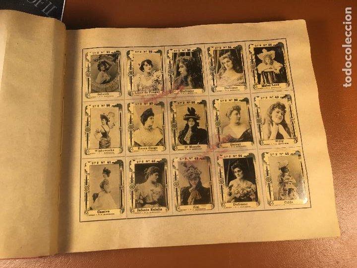 Cajas de Cerillas: COLECCION ICONOFILA. SERIE 1ª A 20ª COMPLETA. CERILLAS FOTOTIPIAS .FOTOS TODAS LAS PAG. - Foto 13 - 246869150