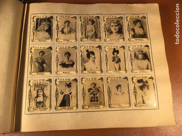 Cajas de Cerillas: COLECCION ICONOFILA. SERIE 1ª A 20ª COMPLETA. CERILLAS FOTOTIPIAS .FOTOS TODAS LAS PAG. - Foto 14 - 246869150