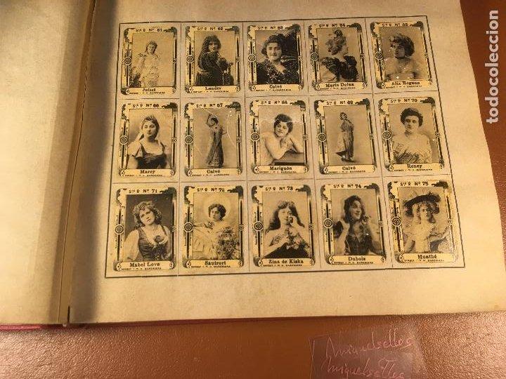 Cajas de Cerillas: COLECCION ICONOFILA. SERIE 1ª A 20ª COMPLETA. CERILLAS FOTOTIPIAS .FOTOS TODAS LAS PAG. - Foto 15 - 246869150