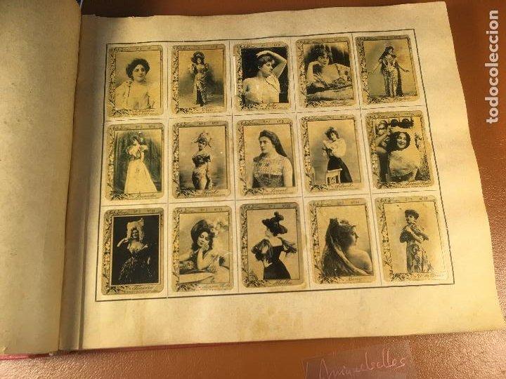Cajas de Cerillas: COLECCION ICONOFILA. SERIE 1ª A 20ª COMPLETA. CERILLAS FOTOTIPIAS .FOTOS TODAS LAS PAG. - Foto 17 - 246869150