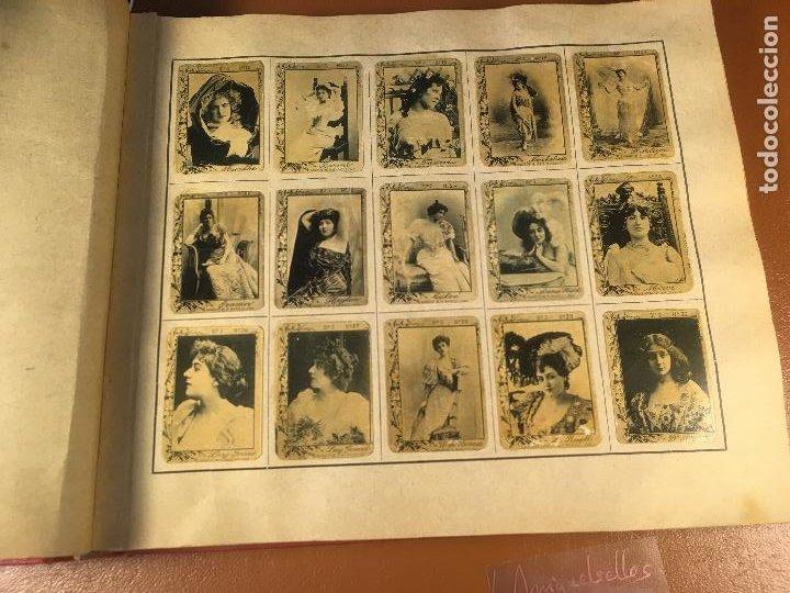 Cajas de Cerillas: COLECCION ICONOFILA. SERIE 1ª A 20ª COMPLETA. CERILLAS FOTOTIPIAS .FOTOS TODAS LAS PAG. - Foto 18 - 246869150