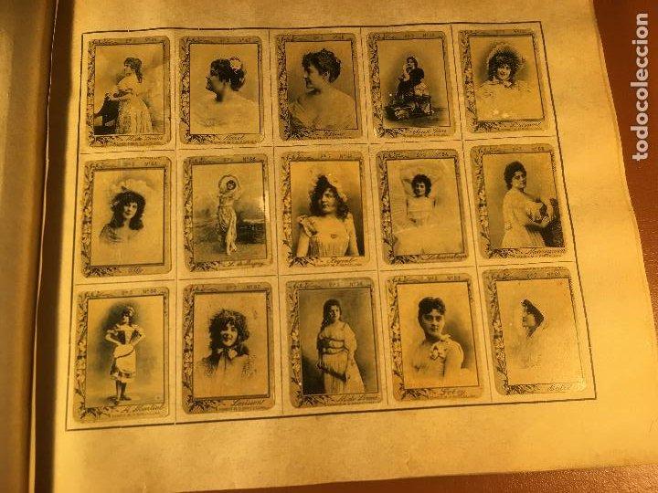Cajas de Cerillas: COLECCION ICONOFILA. SERIE 1ª A 20ª COMPLETA. CERILLAS FOTOTIPIAS .FOTOS TODAS LAS PAG. - Foto 20 - 246869150
