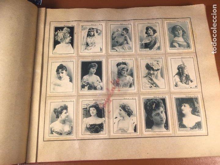Cajas de Cerillas: COLECCION ICONOFILA. SERIE 1ª A 20ª COMPLETA. CERILLAS FOTOTIPIAS .FOTOS TODAS LAS PAG. - Foto 23 - 246869150