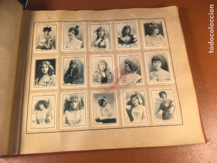 Cajas de Cerillas: COLECCION ICONOFILA. SERIE 1ª A 20ª COMPLETA. CERILLAS FOTOTIPIAS .FOTOS TODAS LAS PAG. - Foto 24 - 246869150