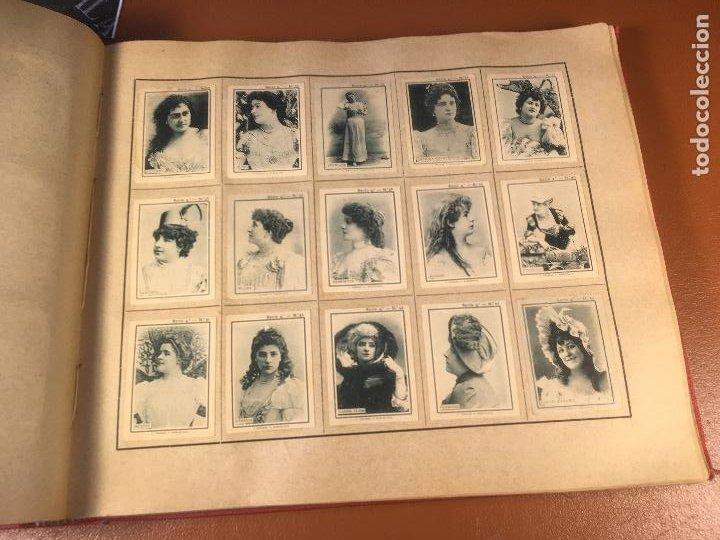 Cajas de Cerillas: COLECCION ICONOFILA. SERIE 1ª A 20ª COMPLETA. CERILLAS FOTOTIPIAS .FOTOS TODAS LAS PAG. - Foto 25 - 246869150