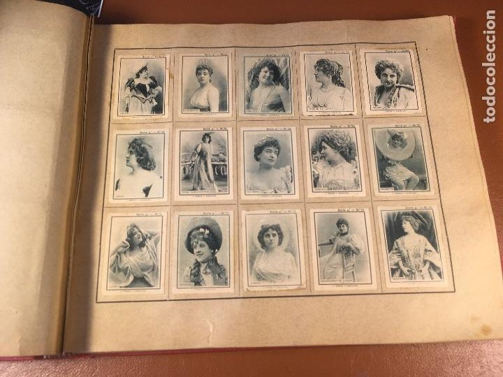 Cajas de Cerillas: COLECCION ICONOFILA. SERIE 1ª A 20ª COMPLETA. CERILLAS FOTOTIPIAS .FOTOS TODAS LAS PAG. - Foto 27 - 246869150