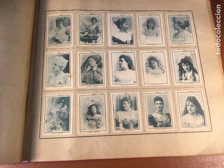 Cajas de Cerillas: COLECCION ICONOFILA. SERIE 1ª A 20ª COMPLETA. CERILLAS FOTOTIPIAS .FOTOS TODAS LAS PAG. - Foto 34 - 246869150