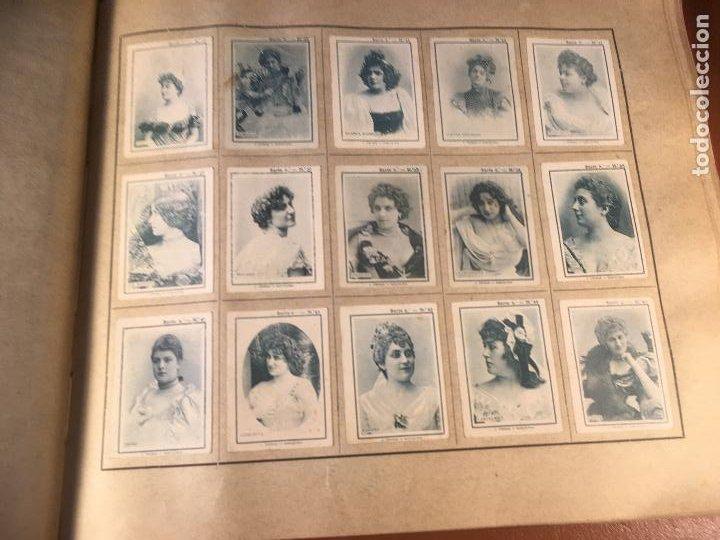 Cajas de Cerillas: COLECCION ICONOFILA. SERIE 1ª A 20ª COMPLETA. CERILLAS FOTOTIPIAS .FOTOS TODAS LAS PAG. - Foto 36 - 246869150