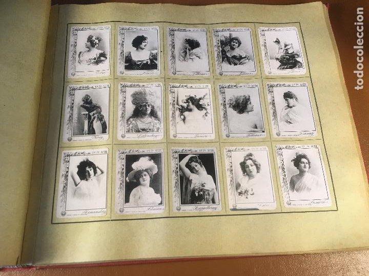 Cajas de Cerillas: COLECCION ICONOFILA. SERIE 1ª A 20ª COMPLETA. CERILLAS FOTOTIPIAS .FOTOS TODAS LAS PAG. - Foto 41 - 246869150