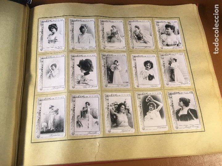 Cajas de Cerillas: COLECCION ICONOFILA. SERIE 1ª A 20ª COMPLETA. CERILLAS FOTOTIPIAS .FOTOS TODAS LAS PAG. - Foto 44 - 246869150