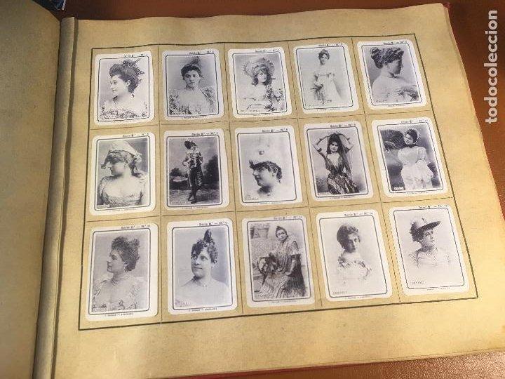 Cajas de Cerillas: COLECCION ICONOFILA. SERIE 1ª A 20ª COMPLETA. CERILLAS FOTOTIPIAS .FOTOS TODAS LAS PAG. - Foto 46 - 246869150