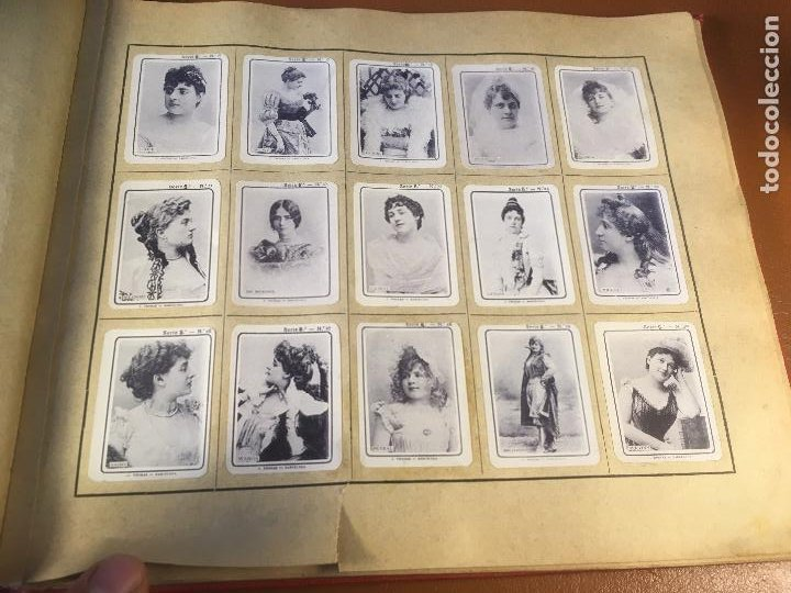 Cajas de Cerillas: COLECCION ICONOFILA. SERIE 1ª A 20ª COMPLETA. CERILLAS FOTOTIPIAS .FOTOS TODAS LAS PAG. - Foto 47 - 246869150