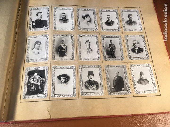 Cajas de Cerillas: COLECCION ICONOFILA. SERIE 1ª A 20ª COMPLETA. CERILLAS FOTOTIPIAS .FOTOS TODAS LAS PAG. - Foto 56 - 246869150
