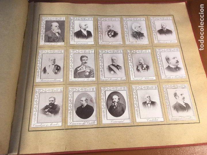 Cajas de Cerillas: COLECCION ICONOFILA. SERIE 1ª A 20ª COMPLETA. CERILLAS FOTOTIPIAS .FOTOS TODAS LAS PAG. - Foto 58 - 246869150