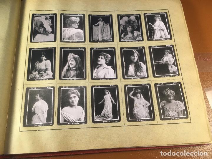 Cajas de Cerillas: COLECCION ICONOFILA. SERIE 1ª A 20ª COMPLETA. CERILLAS FOTOTIPIAS .FOTOS TODAS LAS PAG. - Foto 83 - 246869150