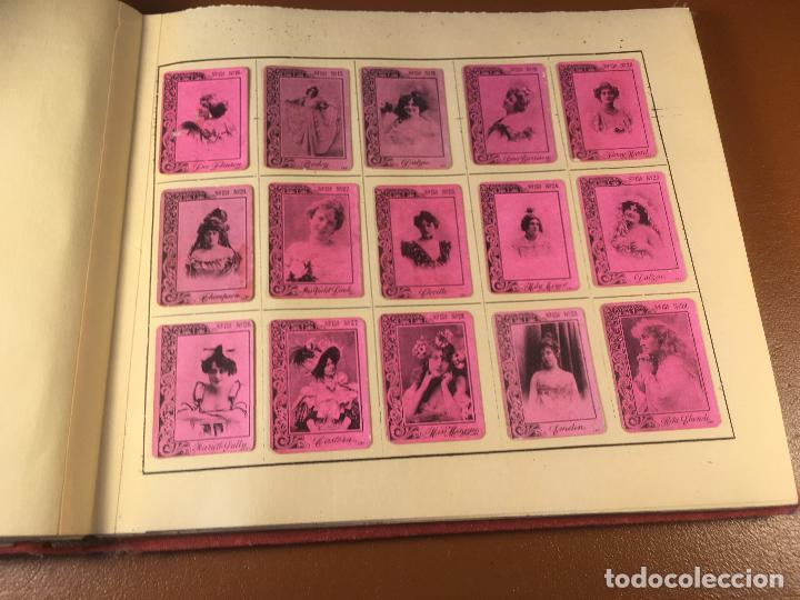 Cajas de Cerillas: COLECCION ICONOFILA. SERIE 1ª A 20ª COMPLETA. CERILLAS FOTOTIPIAS .FOTOS TODAS LAS PAG. - Foto 94 - 246869150