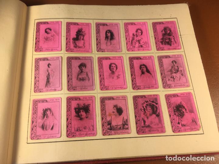 Cajas de Cerillas: COLECCION ICONOFILA. SERIE 1ª A 20ª COMPLETA. CERILLAS FOTOTIPIAS .FOTOS TODAS LAS PAG. - Foto 97 - 246869150