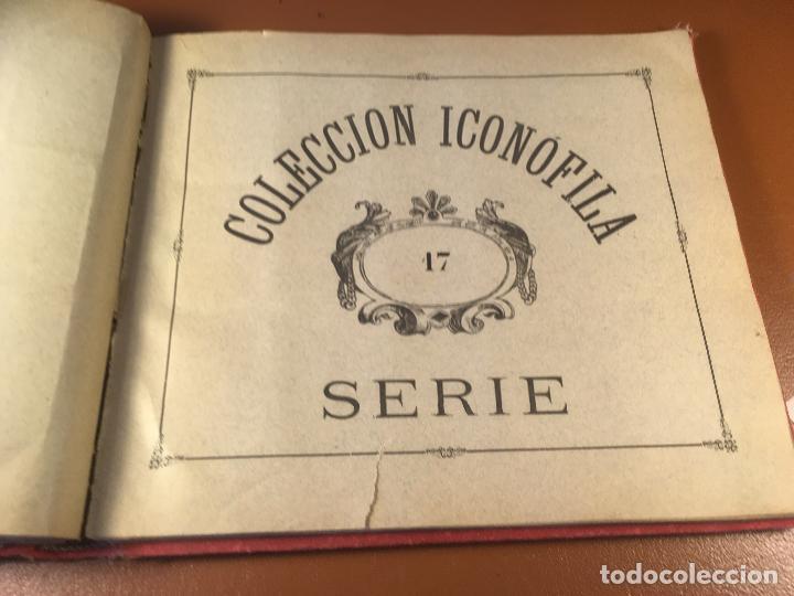 Cajas de Cerillas: COLECCION ICONOFILA. SERIE 1ª A 20ª COMPLETA. CERILLAS FOTOTIPIAS .FOTOS TODAS LAS PAG. - Foto 104 - 246869150