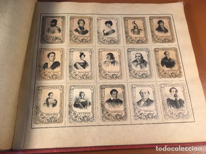 Cajas de Cerillas: COLECCION ICONOFILA. SERIE 1ª A 20ª COMPLETA. CERILLAS FOTOTIPIAS .FOTOS TODAS LAS PAG. - Foto 105 - 246869150
