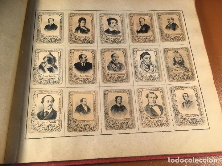 Cajas de Cerillas: COLECCION ICONOFILA. SERIE 1ª A 20ª COMPLETA. CERILLAS FOTOTIPIAS .FOTOS TODAS LAS PAG. - Foto 106 - 246869150