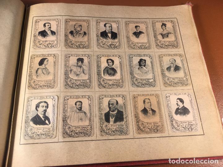 Cajas de Cerillas: COLECCION ICONOFILA. SERIE 1ª A 20ª COMPLETA. CERILLAS FOTOTIPIAS .FOTOS TODAS LAS PAG. - Foto 108 - 246869150
