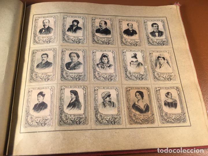 Cajas de Cerillas: COLECCION ICONOFILA. SERIE 1ª A 20ª COMPLETA. CERILLAS FOTOTIPIAS .FOTOS TODAS LAS PAG. - Foto 109 - 246869150
